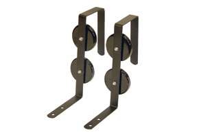 Pair of Tailgate Mounting Brackets