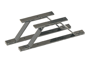 Pair of Permanent Mounting Brackets