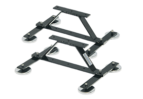 Pair of Magnetic Mounting Brackets