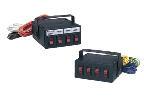 Four Function Switch Boxes