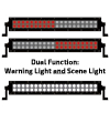 Link to details about 10.5000F Series ESL X-TRA dual-function warning and scene lights.