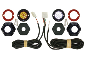 Covert Headlight LED Kit