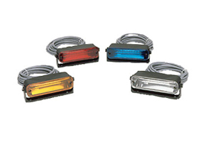 Linear Microthin Strobe Lights